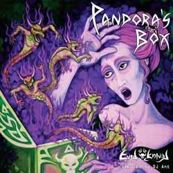 Evil Knivel Records - .Various - pandora s box