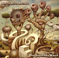 Mighty Quinn Records - .Various - The Invisible Hand