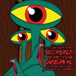 5th Element Records - .Various - no mercy for the weak
