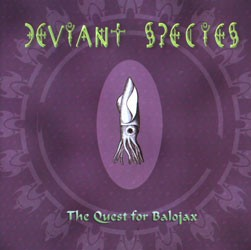 Ambivalent Records - DEVIANT SPECIES - the quest for balojax