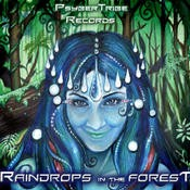 Psybertribe Records - .Various - Raindrops in the Forest