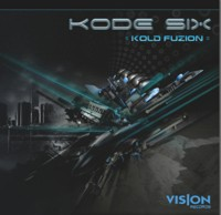 Vision Records - KODE SIX - Kold Fuzion