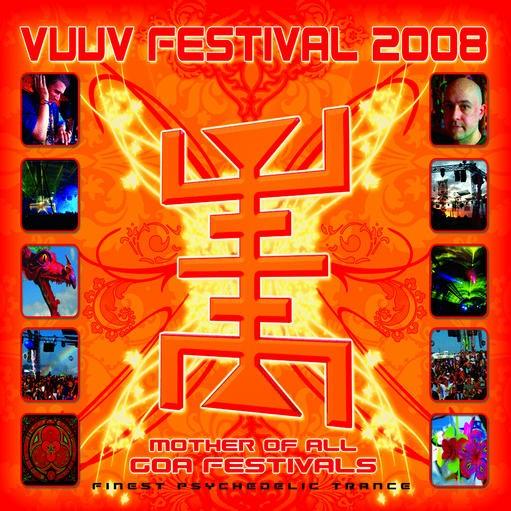 Planet B.e.n. Records - .Various - Vuuv Festival 2008