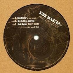 Boshke Beats Records - JUREK PZEZDZIECKI - sink master ep