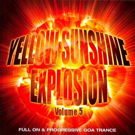 Yellow Sunshine Explosion - .Various - Yellow Sunshine Explosion Vol 5