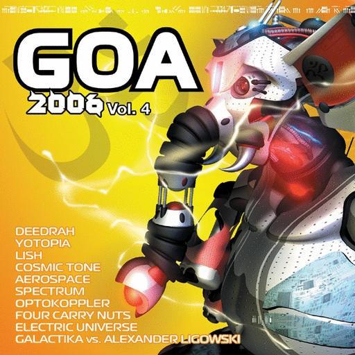 Yellow Sunshine Explosion - .Various - Goa 2006 Vol 4