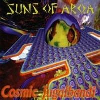 Arka Sound - SUNS OF ARQA - Cosmic Jugalbandi