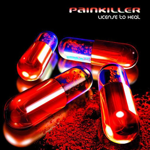 Nutek Records - PAINKILLER - License To Heal