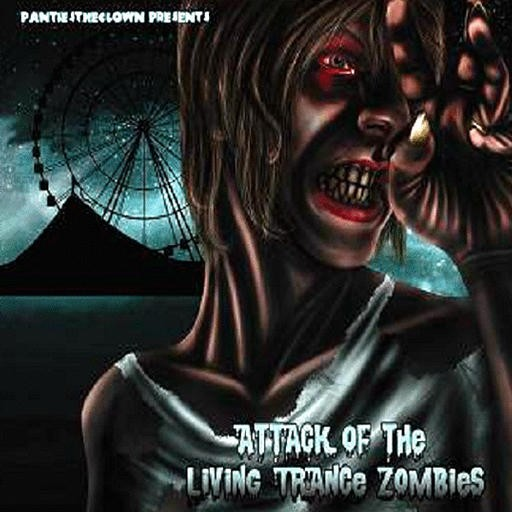 Psybertribe Records - .Various - Attack Of The Living Trance Zombies