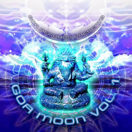 Goa Records - .Various - Goa Moon Vol 1