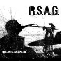 Psychonavigation Records - R.S.A.G. (Rarely Seen Above Ground) - Organic Sampler
