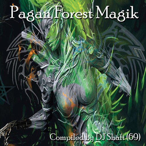 Green Magik Records - .Various - Pagan Forest Magik