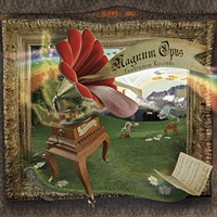 Tantrumm Records - .Various - Magnum Opus