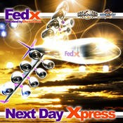 Geomagnetic.tv - .Various - Fed X - Next Day Xpress
