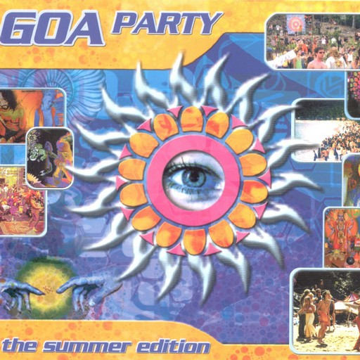 Nova Tekk - .Various - Goa Party
