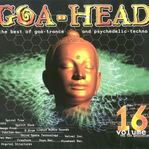 Leguan - .Various - Goa Head 16