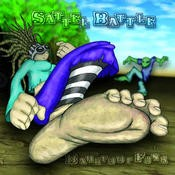 Adapted Records - SATTEL BATTLE - Barefoot Funk