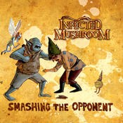 HOMmega Productions - INFECTED MUSHROOM - Smashing The Opponent
