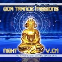 Goa Records - .Various - Goa Trance Missions Vol. 1 Night