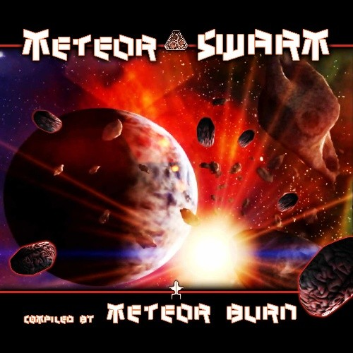 Digital Drugs Coalition - .Various - Meteor Swarm - Compiled By Meteor Burn