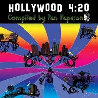 On The Move Music - .Various - Hollywood 420 (Compiled by Pan Papason)