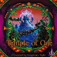 Glowing Flame Records - .Various - Temple Of One