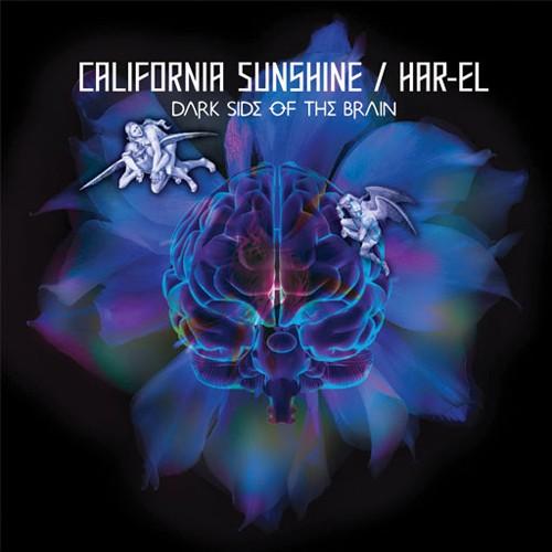 Ultiva Records - CALIFORNIA SUNSHINE / HAR-EL - Dark Side Of The Brain