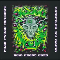 Phar Psyde Records - .Various - New Front Ears - Compiled By Gacid