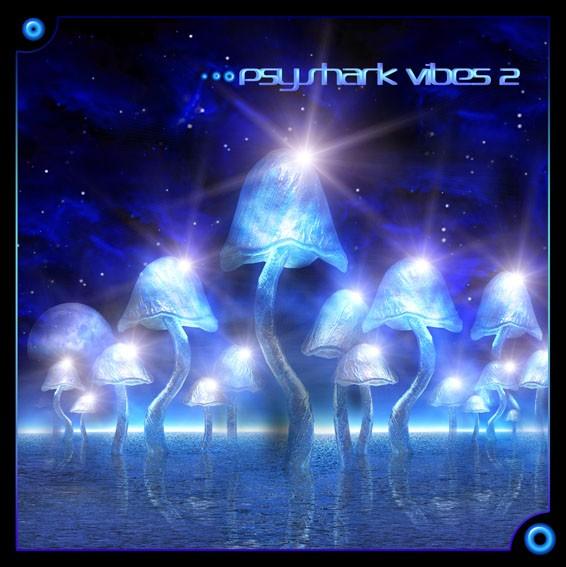Psyshark Records - .Various - PsyShark Vibes 2