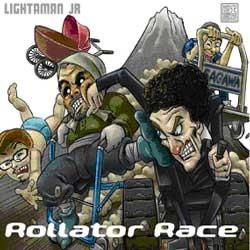 6 Dimension Soundz - LIGHTAMAN JR - rollator race