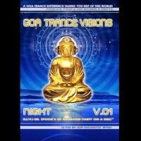 Goa Records - .Various - GOA Trance Visions v1 Night 2