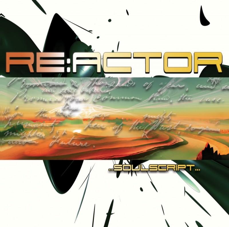 Digital Reality - RE:ACTOR - Soulscript