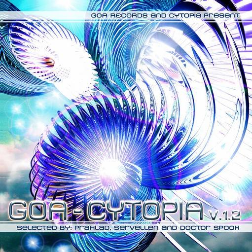 Goa Records - .Various - Goa-Cytopia Vol. 1.2