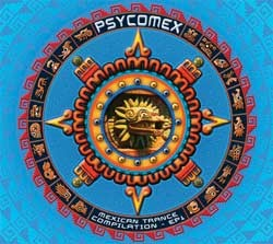 AP Records - .Various - psycomex ep part 1