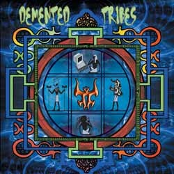 Temple Twister Records - .Various - Demented tribes