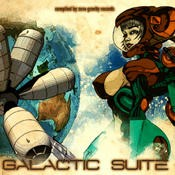 Zero Gravity Records - .Various - Galactic Suite