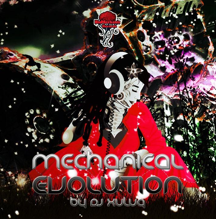 Biomechanix Records - .Various - Mechanical evolution