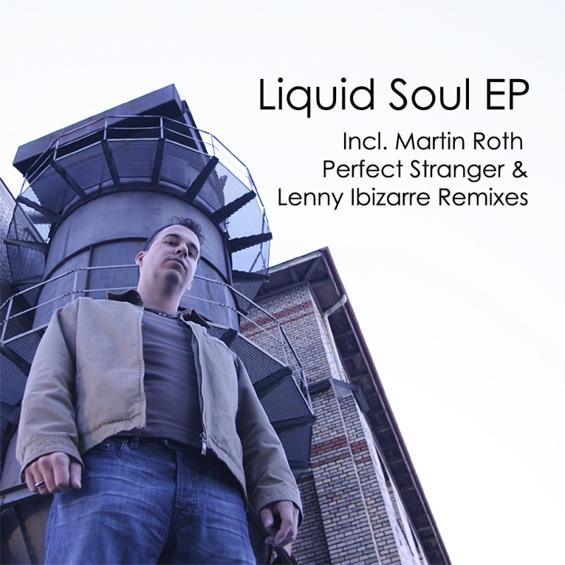 Iboga Records - LIQUID SOUL - Liquid Soul  - Digital EP