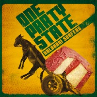 Micro Dot Records - KALAHARI SURFERS - One Party State