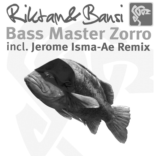 Iboga Records - RIKTAM AND BANSI - Bass Master Zorro - Digital EP