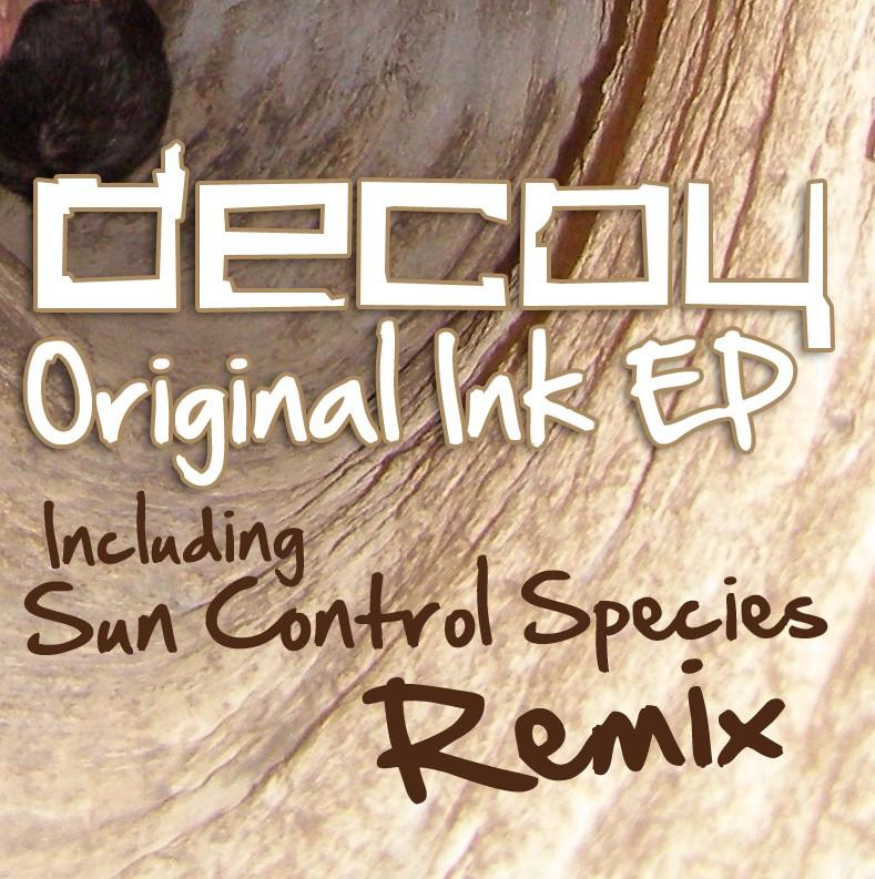 Iboga Records - DECOY - Original Ink - Digital EP