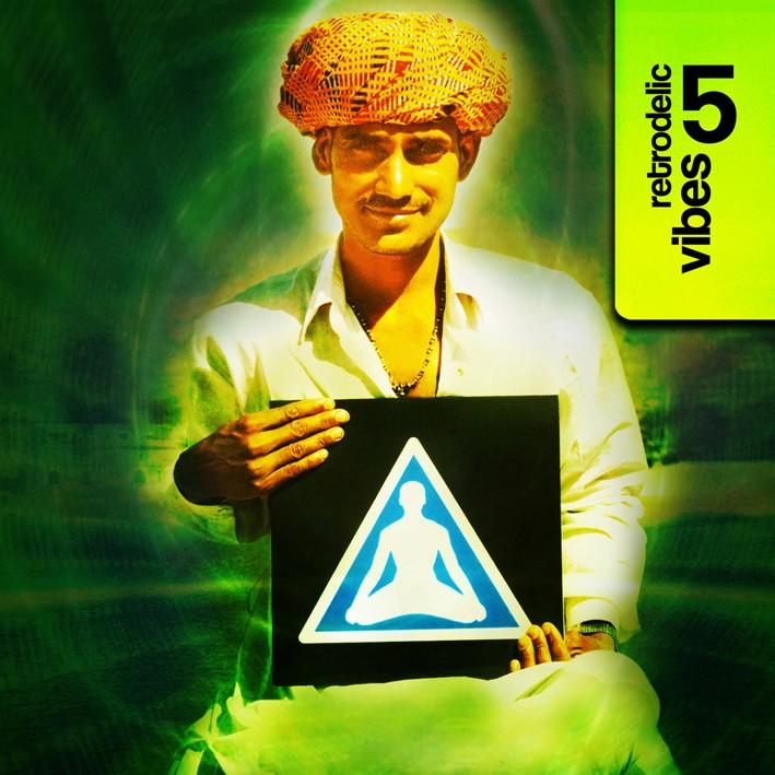 Avatar Records - .Various - Retrodelic Vibes 5