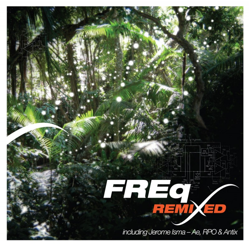 Iboga Records - FREQ - Remixed - Digital EP