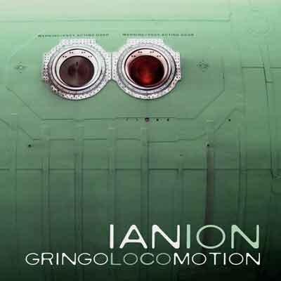 Sofa Beats Records - IAN ION - Gringo Locomotion