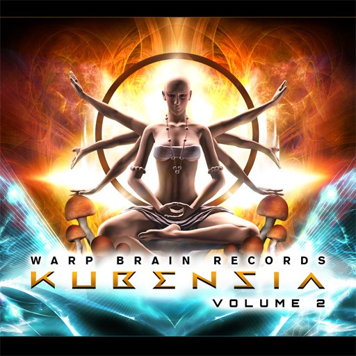 Warp Brain Records - .Various - Kubensia Vol 2