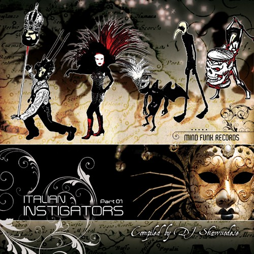 Mind Funk Records - .Various - Italian Instigators - Pt. 1