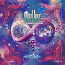Crotus Records - MELLER - spacewalk remixes