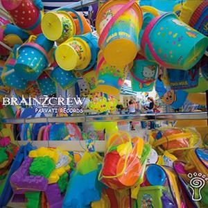 Parvati Records - .Various - BrainZcrew