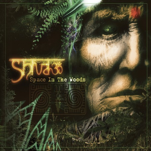 Space Baby Records - SHIVA3 - Space in the Woods