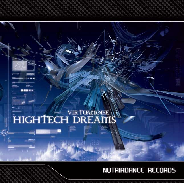 Nutriadance Records - VIRTUANOISE - Hightech Dreams